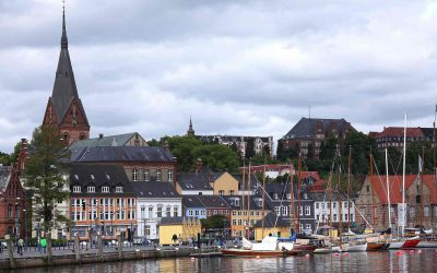 Flensburg – die Perle des Nordens – Blogreihe moby.cards – places